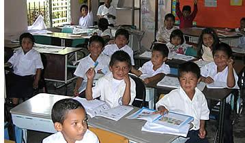 Boquete, Panama projets b�n�voles ont un grand impact dans la vie des gens