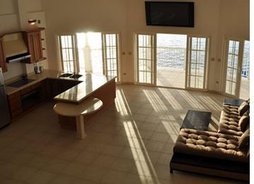 La suite pr�sidentielle au Tropical Suites � Bocas del Toro, Panama